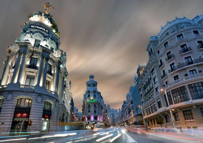 Madrid-Spain-Capital